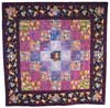 Cats Around the World Quilt