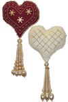 Heart of Christmas Ornament 1